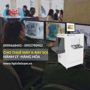 Dịch Vụ Cho Thuê Máy X-Ray Soi Hành Lý